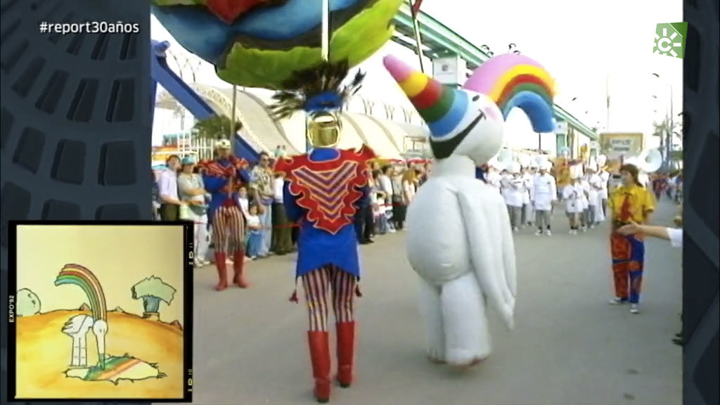 La Exposición Iberoamericana del 29 y la Expo 92 (22/08/2020)