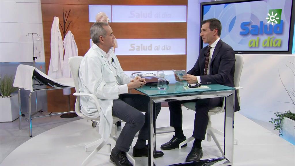 Entrevista al jefe del Servicio de Neumología del Hospital Virgen del Rocío (19/04/2020)