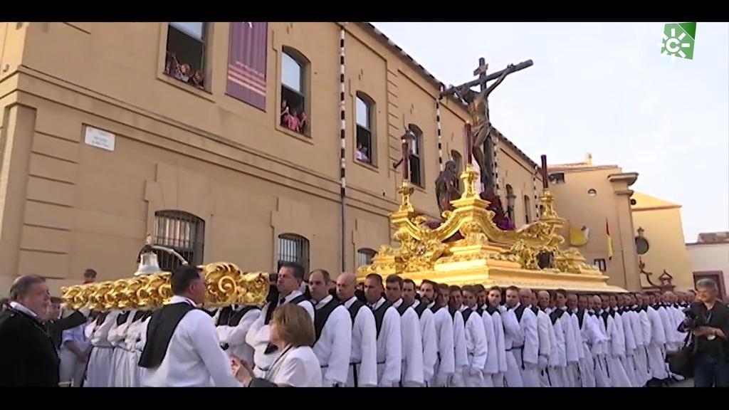 Andalucía en Semana Santa | Cristos (Jueves Santo)   (01/04/2021)