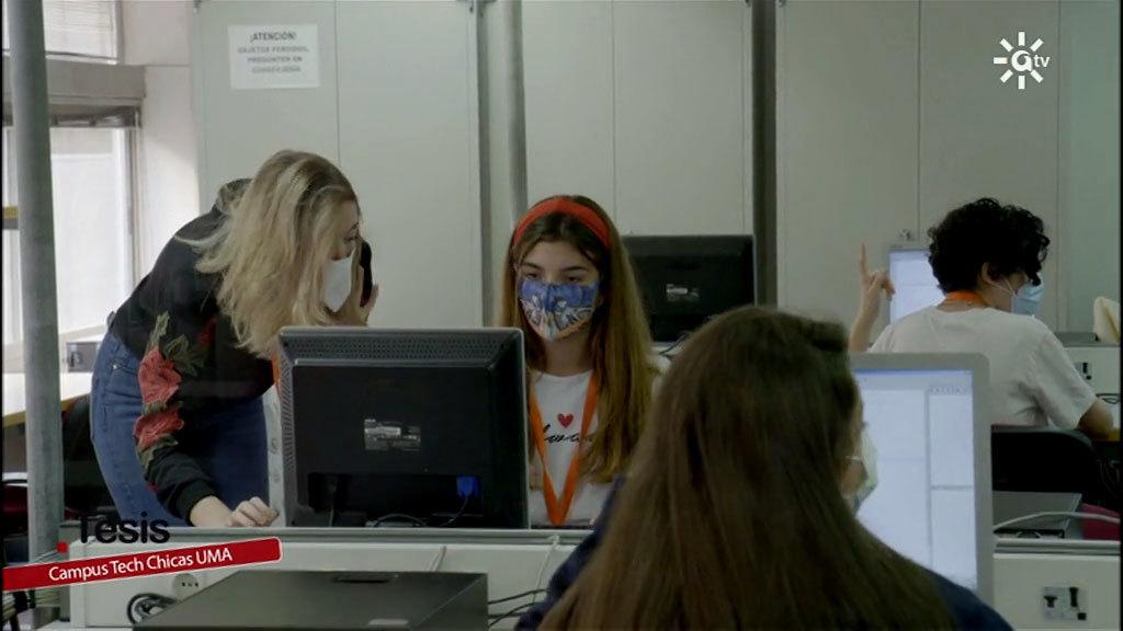 Campus Tech chicas y Robótica y Medicina  (14/10/2020)