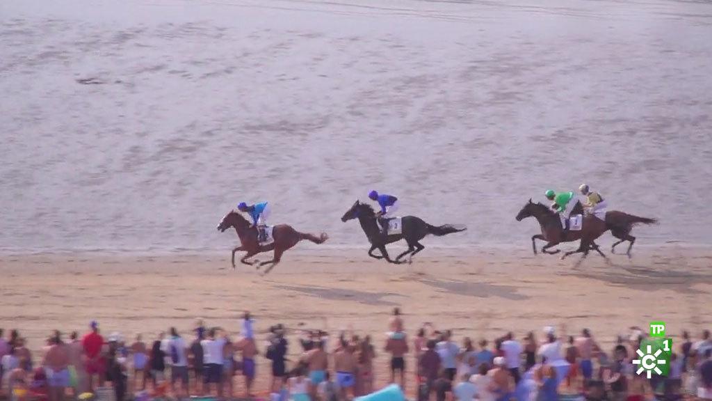 Las carreras de caballos de la Sanlúcar de Barrameda (31/08/2019)