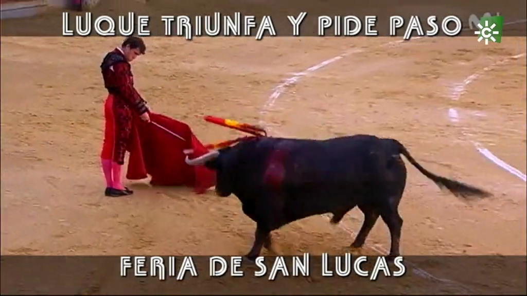 Las mejores faenas de la Feria de San Lucas (25/10/2020)