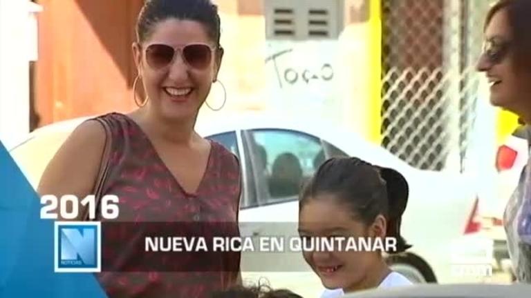 Nueva rica en Quintanar 10/10/2021