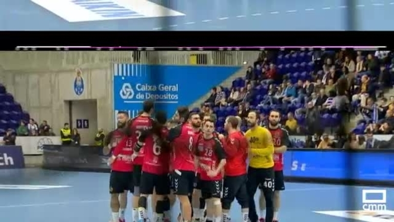 FC Porto Sofarma - Liberbank Cuenca  09/02/2019