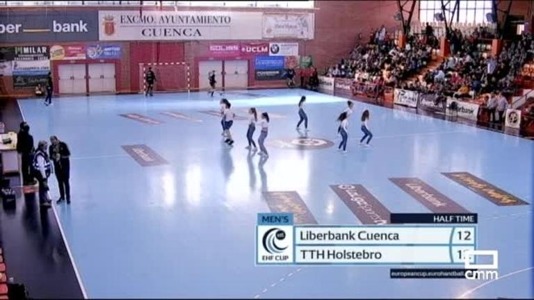Liberbank Cuenca - TTH Holstebro 17/02/2019