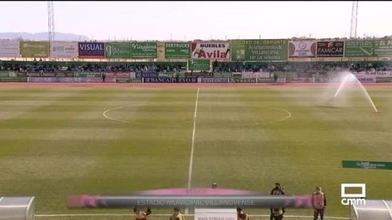 CF Villanovense vs CF Talavera 18/03/2021