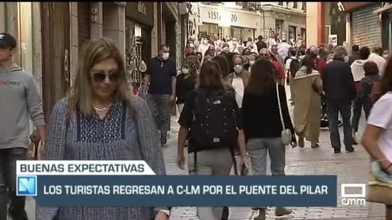 Castilla-La Mancha a las 2 - Sábado 02/10/2021