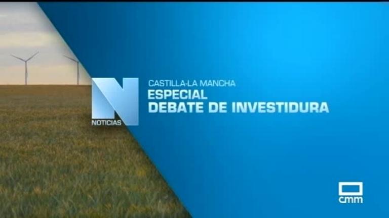 Primera sesión del Debate de Investidura de Emiliano García Page 02/07/2019