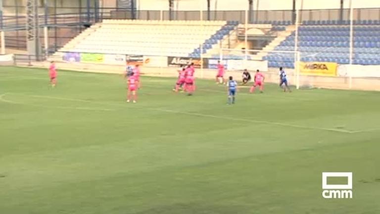CF Talavera - CF Fuenlabrada (0-1) 19/08/2018