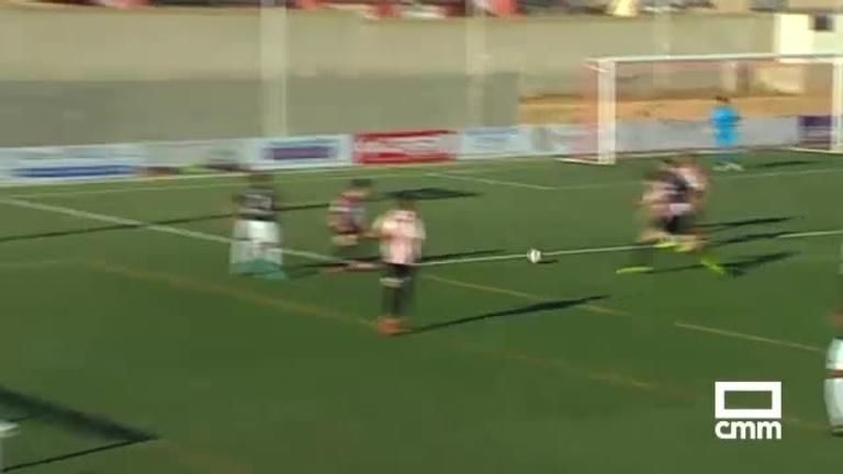 Atlético Ibañés - Mora ( 1-1) 23/09/2018
