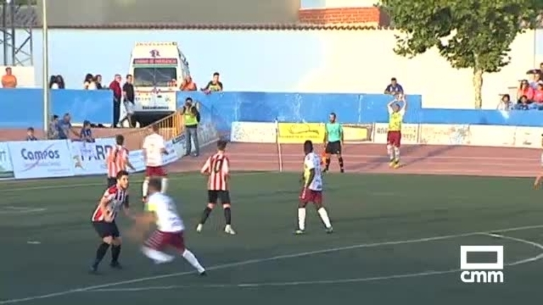 Socuéllamos - Atlético Ibañés (4-0) 01/10/2018