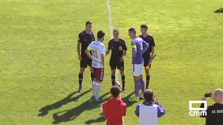 CD Guadalajara - UD Socuéllamos (1-1) 07/10/2018