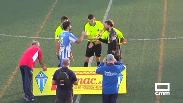 Villarrubia CF - CD Manchego (0-0) 14/10/2018