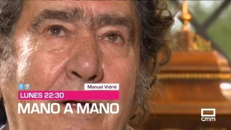 Promo: Mano a Mano con Manuel Vidrié  06/07/2020
