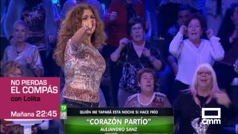 Cuando clavan una canción, hasta Lolita baila 04/05/2017