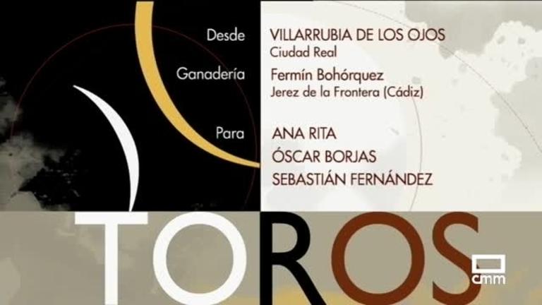 Rejones desde Villarrubia de los Ojos 26/09/2021