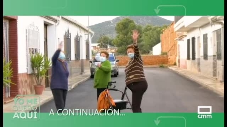 Las Labores(Ciudad Real) yMariana(Cuenca). 24/06/2021