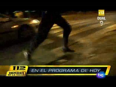 112. Héroes de la calle - 03/01/09