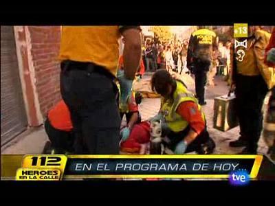 112. Héroes de la calle - 04/02/09