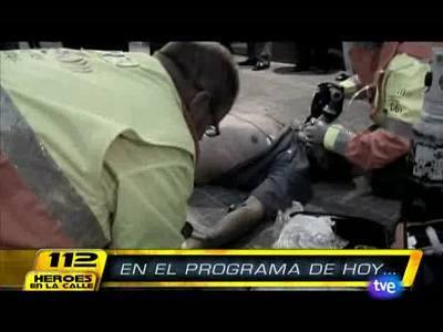 112. Héroes de la calle - 20/01/09