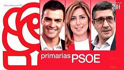 Especial Primarias del PSOE - 21/05/17