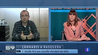 Cànnabis a Rasquera
