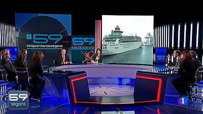 Debat actualitat: L'acord CiU-PP, el turisme 'low-cost' i la seguretat