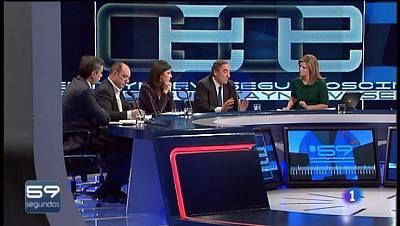 Juan Rosell, presidente de CEOE, habla sobre la situación económica
