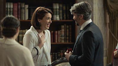 Intensa y emocionante: así ha sido la pedida de mano de Felipe a Dori