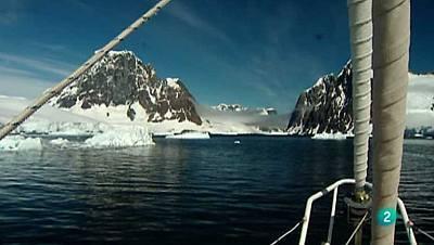 En el confín de la Tierra, 1 (Expedición a la Antártida)