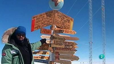 En el confín de la Tierra, 6 (Expedición a la Antártida)