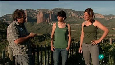 Viviendo al filo con Cecilia Buil y Elena de Castro