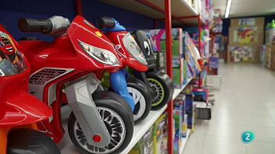 Les joguines: il·lusió, diversió i educació a parts iguals