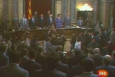 30 anys de les primeres eleccions al Parlament