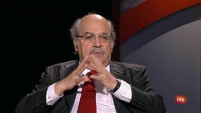 El conseller Andreu Mas-Colell - 20/07/2013