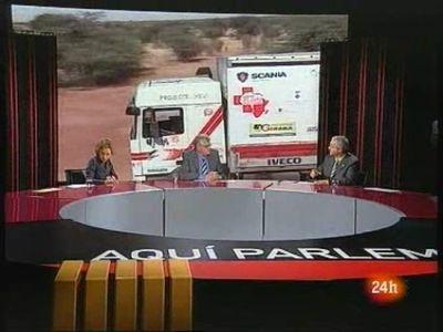 El segrest dels cooperants catalans a Mauritània al Parlament
