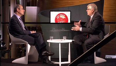 Entrevista al Portaveu del Parlament Europeu, Jaume Duch