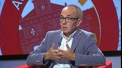 Entrevista l'ex diputat i ex portaveu de Catalunya Sí que es Pot, Joan Coscubiela