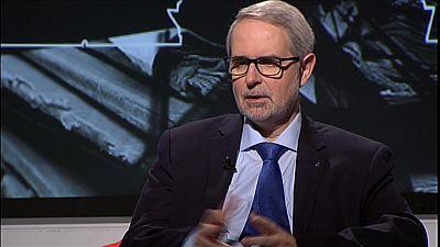 Ferran Tarradellas, director de la Representació de la Comissió Europea a Barcelona