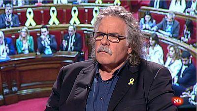 Joan Tardà, diputat i portaveu d'ERC al Congrés