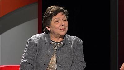 Lluís Falgàs parla Gabriela Serra, diputada de la CUP