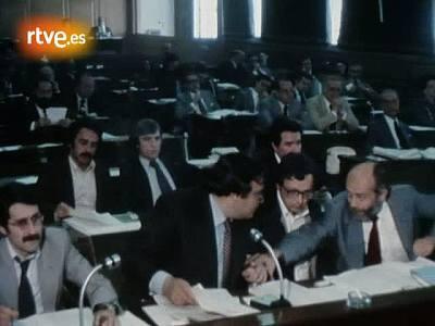 Los debates constitucionales - Parte 4 - Tribuna del Parlamento