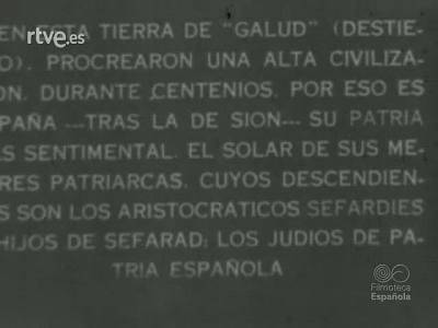 LOS JUDIOS DE PATRIA ESPAÑOLA
