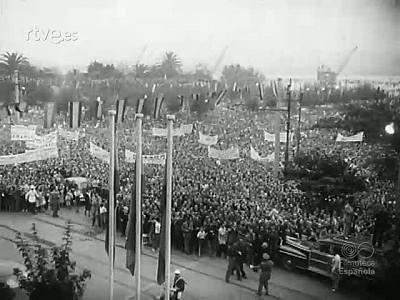 NOTICIAS PROTAGONIZADAS POR FRANCO EN LOS AÑOS 1952 - 1953 (2 PARTE)