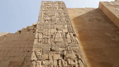 El templo de Tutmosis III