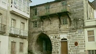 Arquitectura popular en Galicia - La casa marinera (VI)
