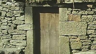 Arquitectura popular en Galicia - Las sierras: El colmo