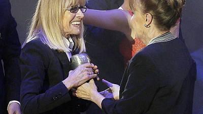 Premios Max, Cristina Rota, Metrópolis, Ignasi Cambra