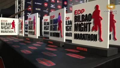 Bilbao Night Maratón