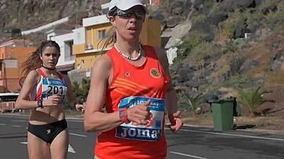 Campeonato de España de Marcha en Ruta desde El Hierro (Canarias)